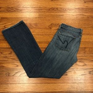 Citizens of Humanity Boot Cut Jeans size 28